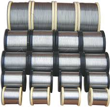 Stainless Steel 310/310S Spring Steel Wire Mesh