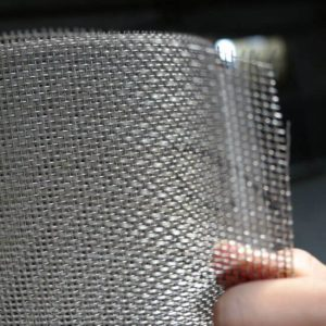 Incoloy 800HT Netting Wiremesh