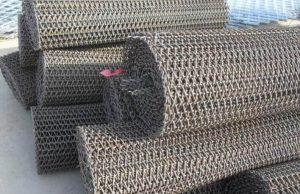Stainless Steel 316TI Hexagonal Wiremesh