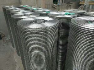 Stainless Steel 446 Wiremesh