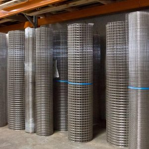 UNS S31803/S32205 Wiremesh